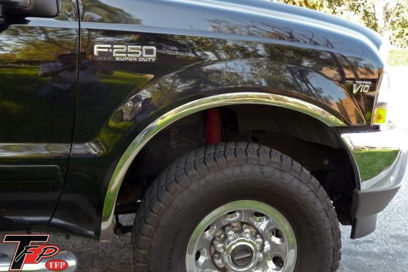 Ford truck Fender Trim