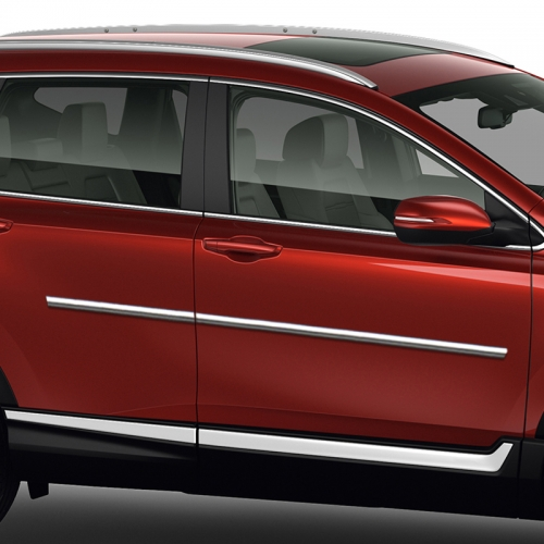 HONDA CR-V CHROME BODY MOLDING 2017 - 2019