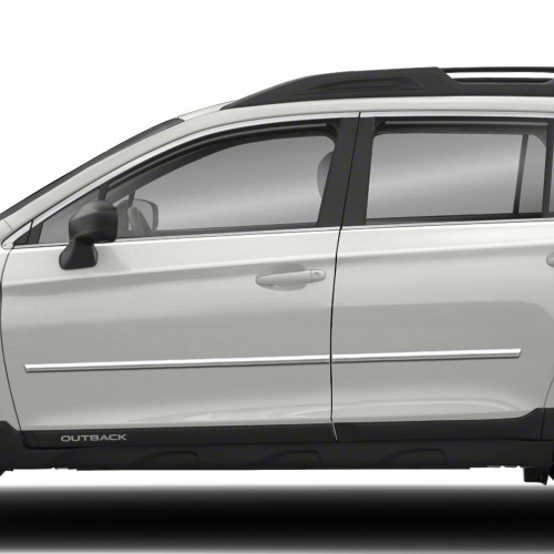 SUBARU OUTBACK CHROME BODY MOLDING 2010 - 2019