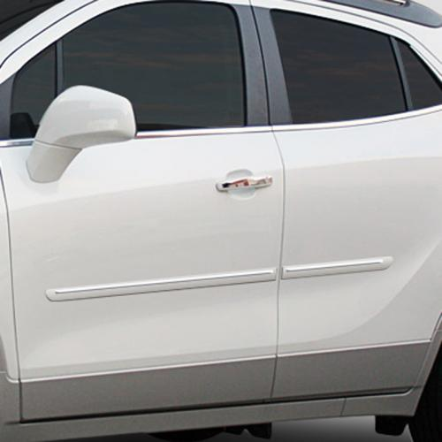 BUICK ENCORE CHROMELINE PAINTED BODY SIDE MOLDING 2013 - 2020