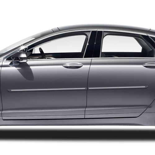 LINCOLN MKZ CHROMELINE PAINTED BODY SIDE MOLDING 2013 - 2019