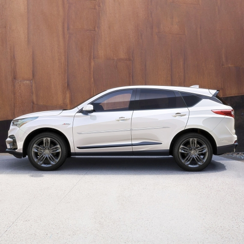 ACURA RDX CHROMELINE PAINTED BODY SIDE MOLDING 2019