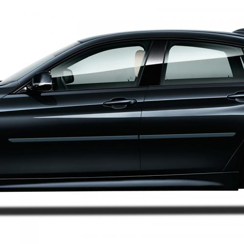 BMW 4-SERIES GRAN CPE 4 DR PAINTED BODY MOLDING 2014 - 2019