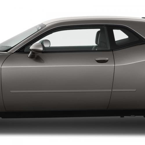 DODGE CHALLENGER PAINTED BODY SIDE MOLDING 2008 - 2019