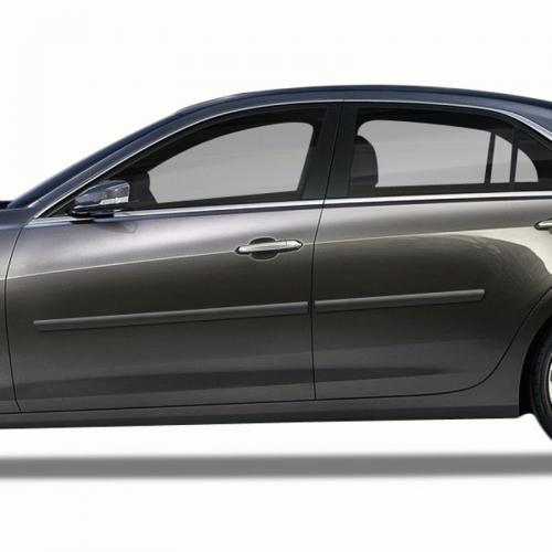 CADILLAC CTS SEDAN PAINTED BODY SIDE MOLDING 2014 - 2019