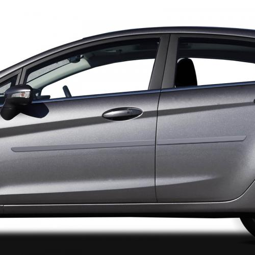 FORD FIESTA PAINTED BODY SIDE MOLDING 2011-2019