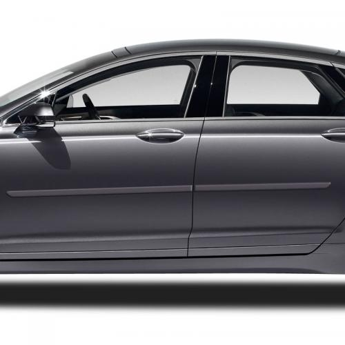 LINCOLN MKZ PAINTED BODY SIDE MOLDING 2013 - 2019