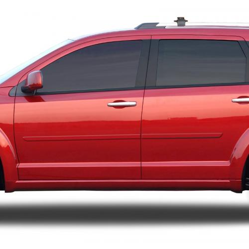 DODGE JOURNEY PAINTED BODY SIDE MOLDING 2009 - 2019