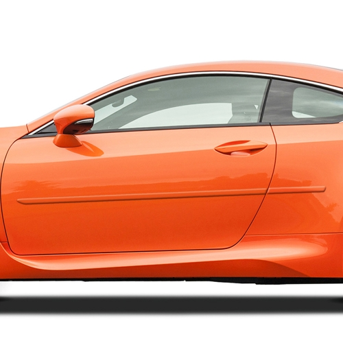 LEXUS RC PAINTED BODY SIDE MOLDING 2015 - 2019
