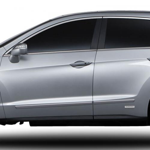 ACURA RDX PAINTED BODY SIDE MOLDING 2013 - 2018