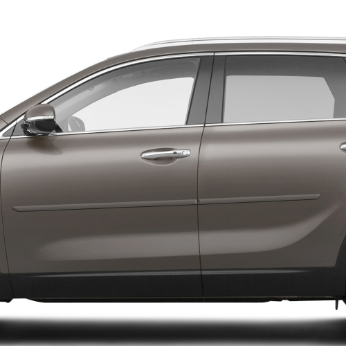 KIA SORENTO PAINTED BODY SIDE MOLDING 2016 - 2019