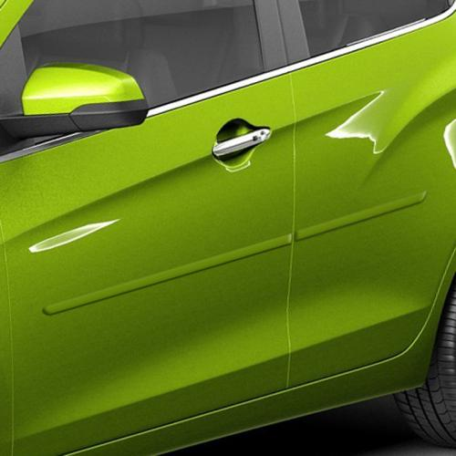 CHEVY SPARK PAINTED BODY SIDE MOLDING 2016 - 2019