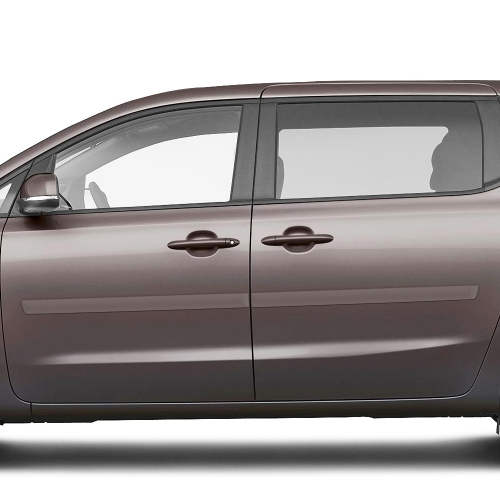 KIA SEDONA PAINTED BODY SIDE MOLDING 2015 - 2019