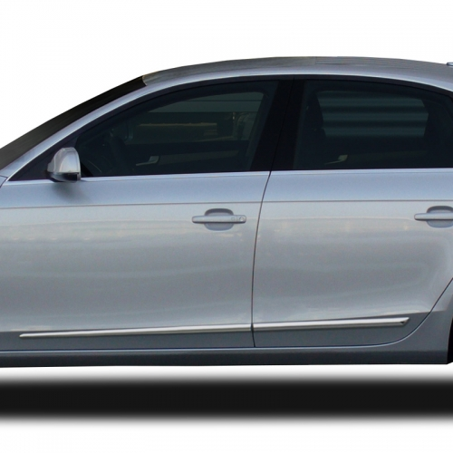 AUDI A4 CHROME LOWER MOLDING 2009 - 2019