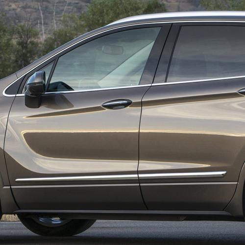 BUICK ENVISION CHROME LOWER MOLDING 2016 - 2020