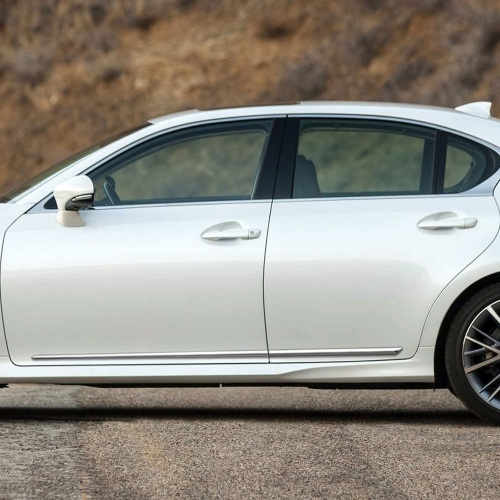 LEXUS GS LOWER CHROME MOLDING 2013 - 2019