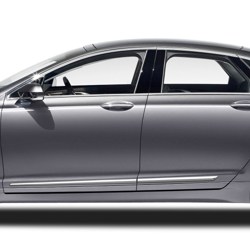 LINCOLN MKZ LOWER CHROME MOLDING 2013 - 2019